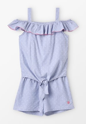 TEEN GIRLS OVERALL - Overal - blue