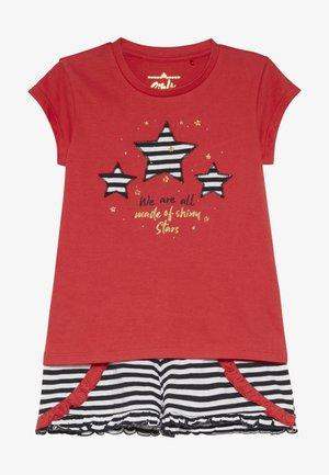 SMALL GIRLS SET - Shorts - poinsetta