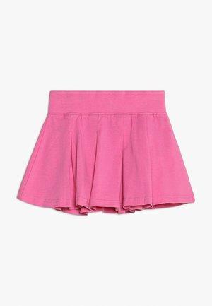 Áčková sukně - super pink