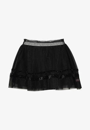 SMALL GIRLS SKIRT - A-linjekjol - black