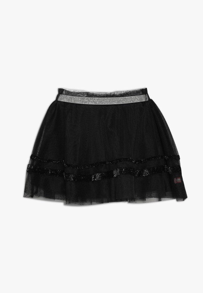Lemon Beret - SMALL GIRLS SKIRT - A-snit nederdel/ A-formede nederdele - black