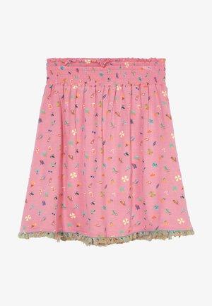 SMALL GIRLS SKIRT - Jupe trapèze - fushia pink