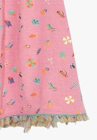 Lemon Beret - SMALL GIRLS SKIRT - A-line skirt - fushia pink - 4