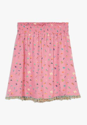 SMALL GIRLS SKIRT - A-line skirt - fushia pink