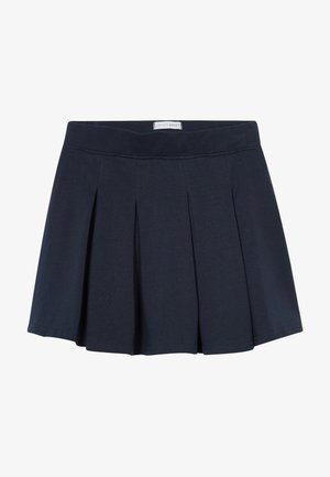 SMALL GIRLS SKIRT - Pleated skirt - navy blazer