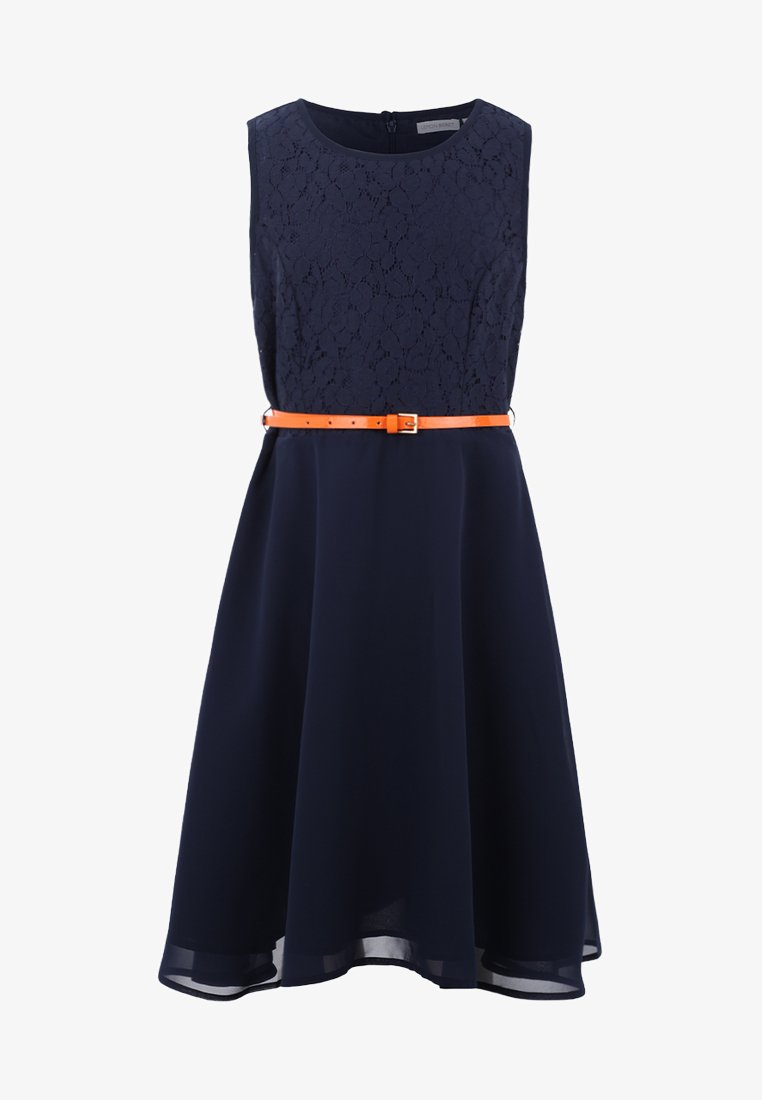 Lemon Beret - TEEN GIRLS DRESS  - Juhlamekko - dark blue