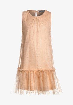 SMALL GIRLS DRESS - Cocktail dress / Party dress - pale blush