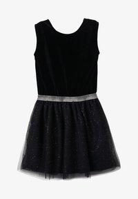 Lemon Beret - DRESS - Cocktailklänning - black - 3