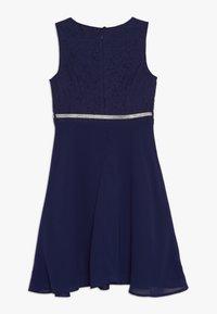 Lemon Beret - TEEN GIRLS DRESS - Cocktail dress / Party dress - blue depths - 1