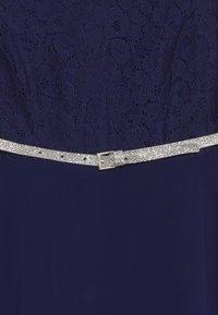 Lemon Beret - TEEN GIRLS DRESS - Cocktail dress / Party dress - blue depths - 3