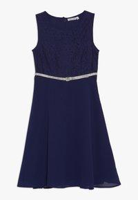 Lemon Beret - TEEN GIRLS DRESS - Cocktail dress / Party dress - blue depths - 0