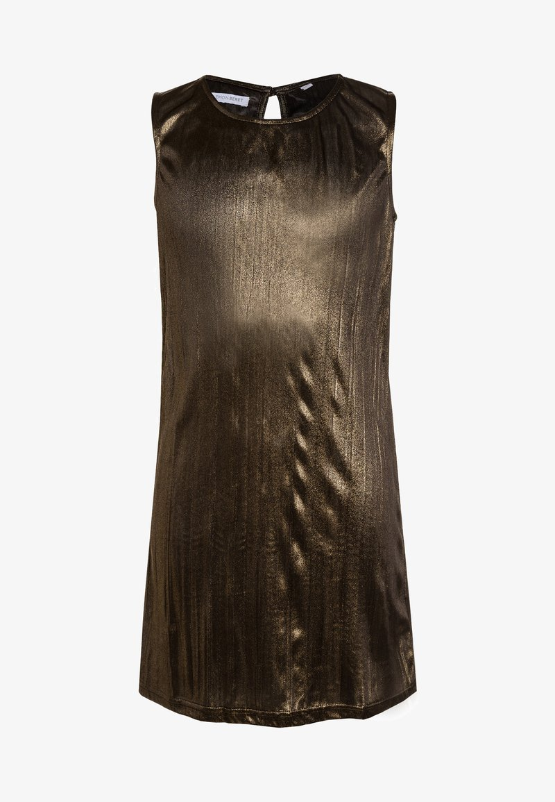 Lemon Beret - TEEN GIRLS DRESS - Day dress - gold