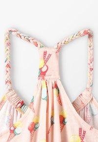 Lemon Beret - SMALL GIRLS DRESS - Trikoomekko - orange - 2