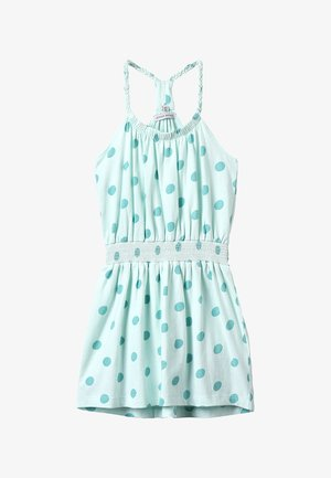 SMALL GIRLS DRESS - Robe en jersey - sooting sea
