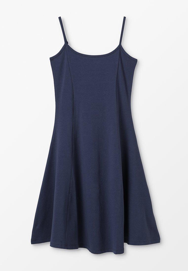 Lemon Beret - TEEN GIRLS DRESS - Vestido ligero - blue nights