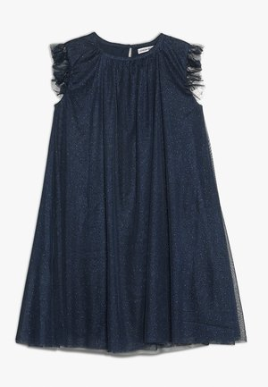 SMALL TEEN GIRL DRESS - Cocktail dress / Party dress - navy