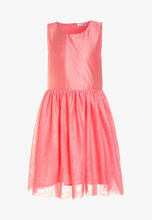 SMALL TEEN GIRL DRESS - Juhlamekko - pink lemonade