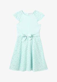 Lemon Beret - TEEN GIRLS DRESS - Koktejlové šaty/ šaty na párty - soothing sea - 3