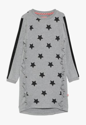 SMALL GIRLS DRESS - Day dress - grey melange