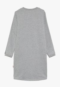 Lemon Beret - SMALL GIRLS DRESS - Korte jurk - grey melange - 1