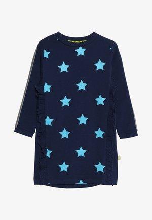 SMALL GIRLS DRESS - Denní šaty - medieval blue