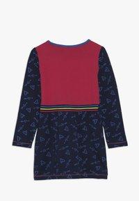 Lemon Beret - SMALL GIRLS DRESS - Jersey dress - rasberry sorbet - 1
