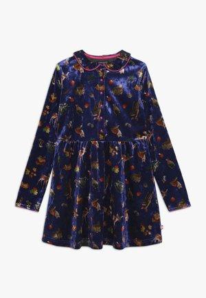 SMALL GIRLS DRESS - Day dress - deep ultramarine