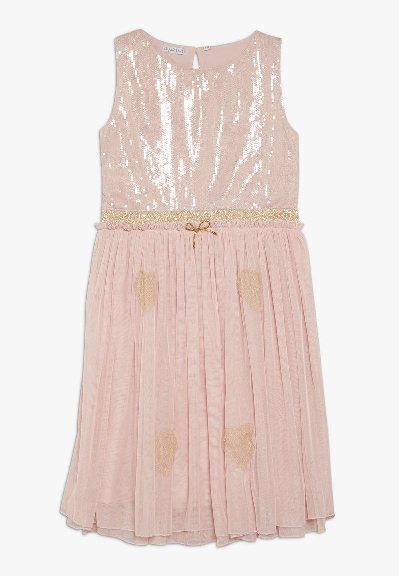 Lemon Beret - SMALL GIRLS DRESS - Vestido de cóctel - english rose