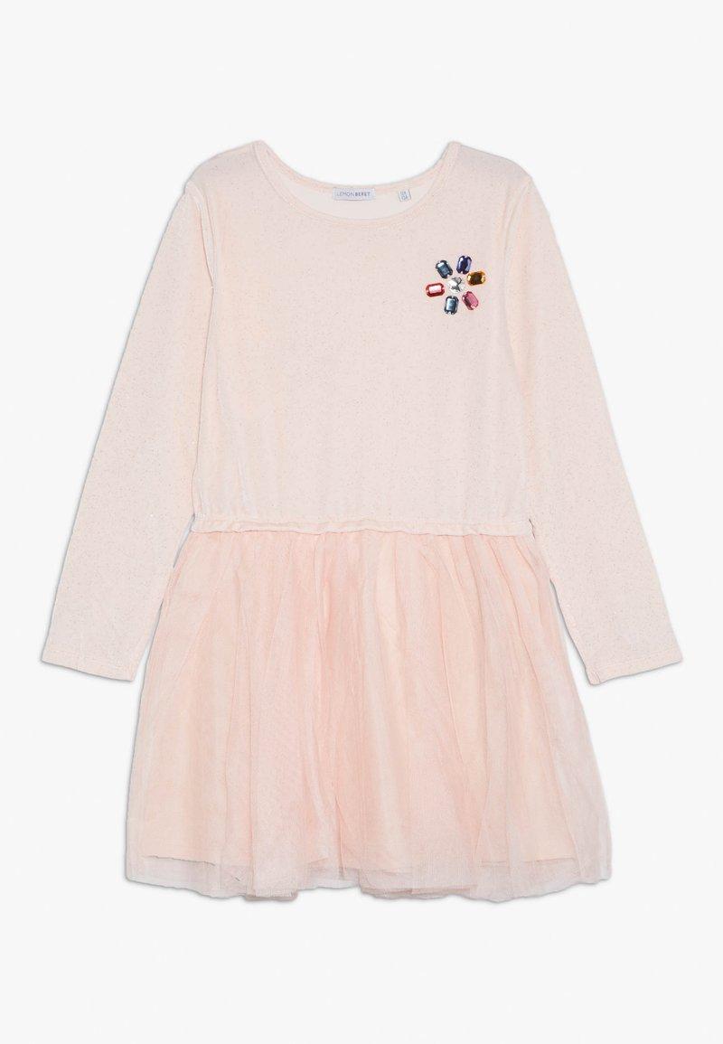 Lemon Beret - SMALL GIRLS DRESS - Koktejlové šaty/ šaty na párty - english rose