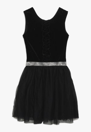 TEEN GIRLS DRESS - Koktejlové šaty / šaty na párty - black