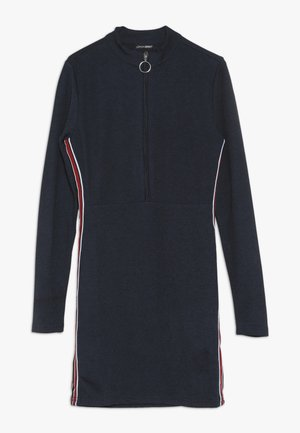 TEEN GIRLS DRESS - Robe en jersey - navy blazer