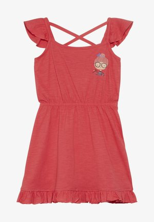 SMALL GIRLS DRESS - Jerseykjoler - poinsetta