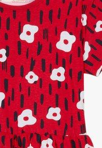 Lemon Beret - SMALL GIRLS DRESS 2 PACK - Jersey dress - navy blazer - 4