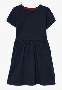Lemon Beret - SMALL GIRLS DRESS 2 PACK - Jersey dress - navy blazer - 2
