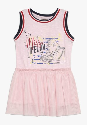 SMALL GIRLS SINGLET - Jersey dress - orchid pink