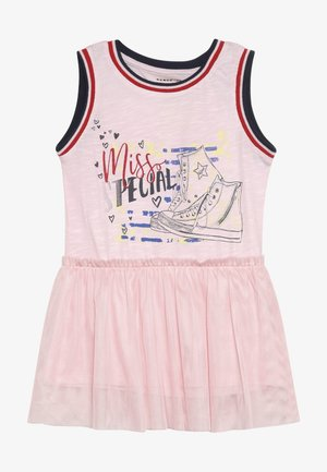SMALL GIRLS SINGLET - Robe en jersey - orchid pink