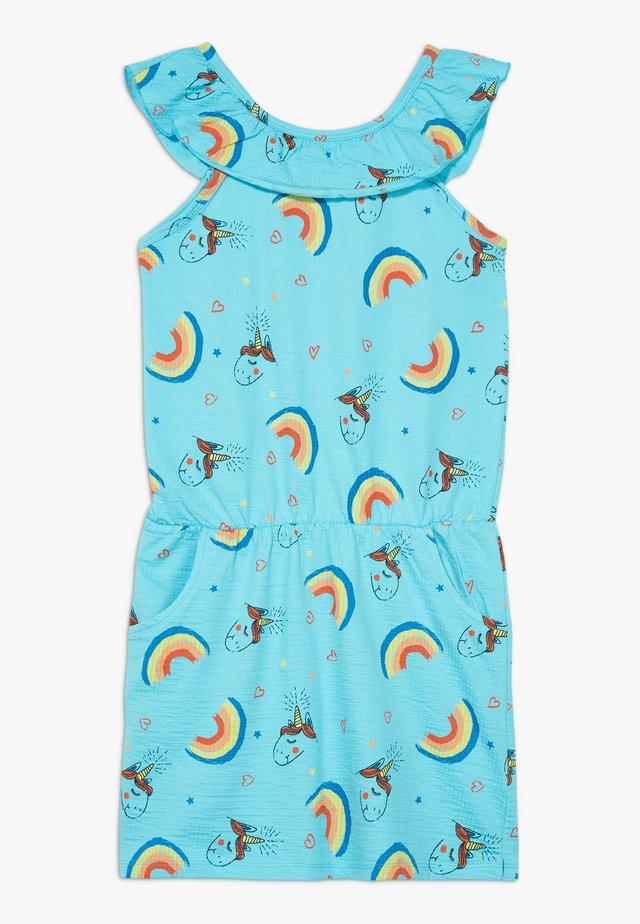 SMALL GIRLS DRESS - Jerseykleid - bachelor button