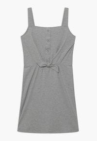 Lemon Beret - TEEN GIRLS - Žerzejové šaty - light grey - 0