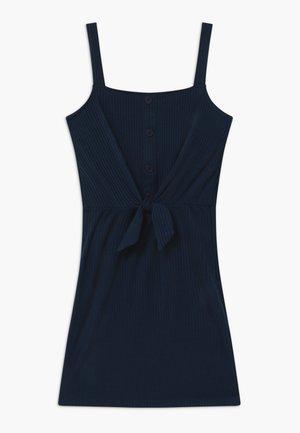 TEEN GIRLS - Jersey dress - navy blazer
