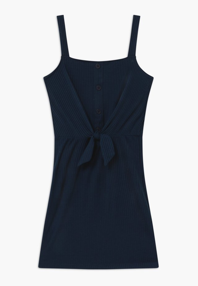 TEEN GIRLS - Jerseyklänning - navy blazer