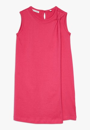 SMALL GIRLS DRESS - Jersey dress - pink