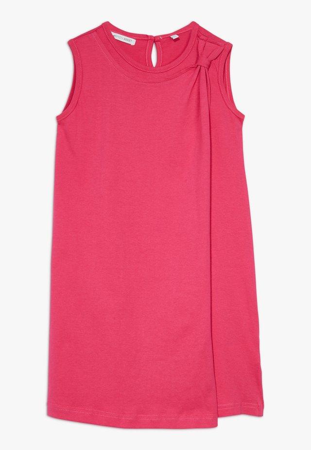 SMALL GIRLS DRESS - Jerseykleid - pink