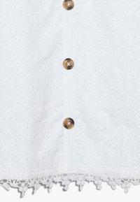 Lemon Beret - TEEN GIRLS DRESS - Day dress - optical white - 3