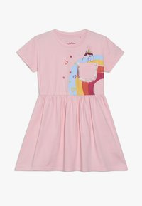 Lemon Beret - SMALL GIRLS DRESS - Jersey dress - orchid pink - 0