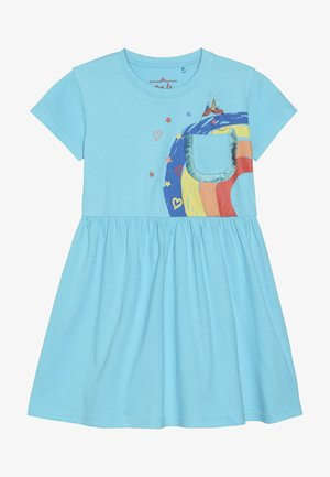 SMALL GIRLS DRESS - Sukienka z dżerseju - bachelor button