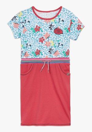 SMALL GIRLS DRESS - Jersey dress - poinsetta
