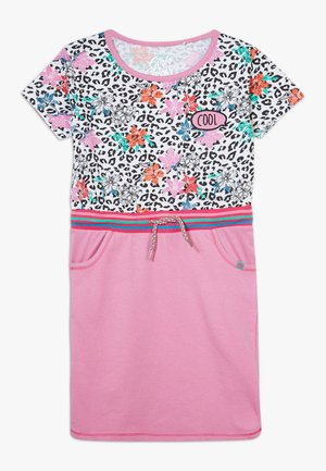 SMALL GIRLS DRESS - Jerseykjoler - fushia pink