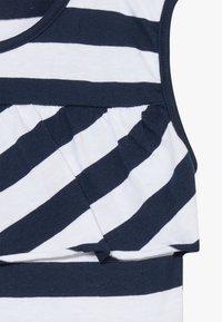Lemon Beret - SMALL GIRLS DRESS 2 PACK - Trikoomekko - navy blazer - 4