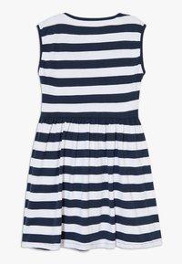 Lemon Beret - SMALL GIRLS DRESS 2 PACK - Trikoomekko - navy blazer - 1