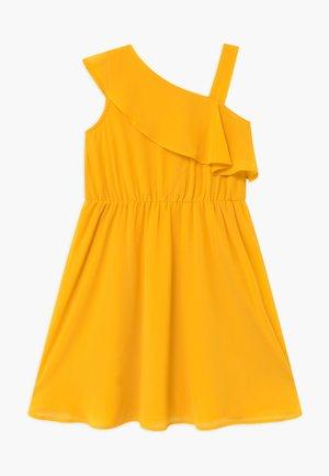 Cocktail dress / Party dress - golden rod